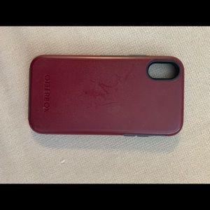 Otterbox Case- Iphone X